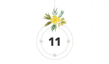 Adventskalender Türchen 11