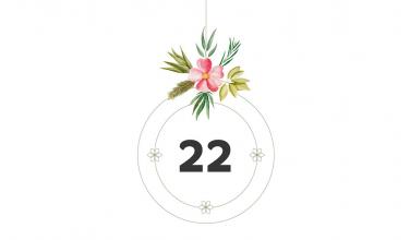 Adventskalender Türchen 22