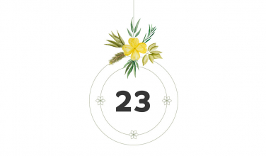 Adventskalender Türchen 23