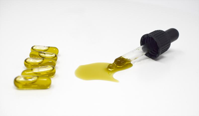 CBD Öle und Kapseln - Vor- und Nachteile