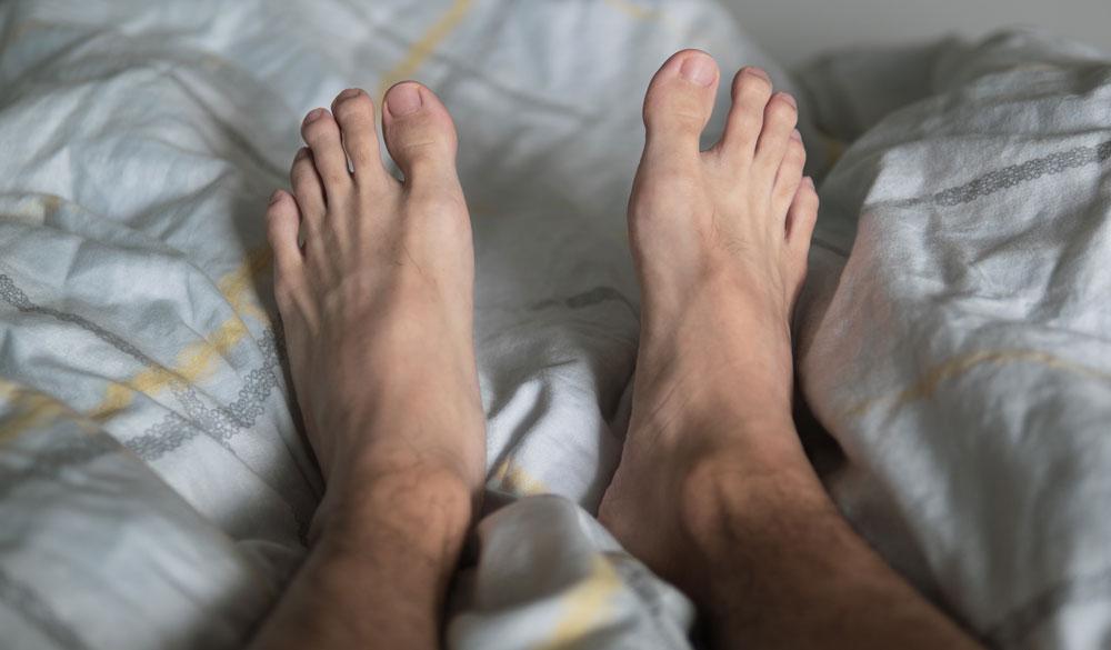 CBD zur Unterstützung beim Restless Legs Syndrom (RLS)