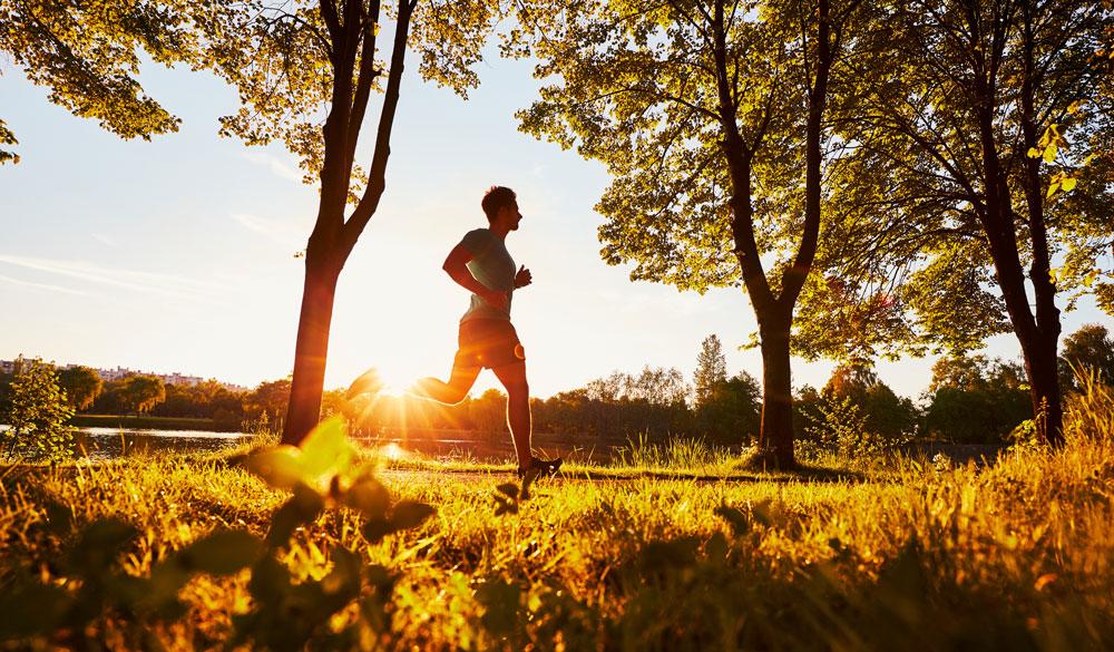 Laufen lieben lernen: Fit in den Sommer